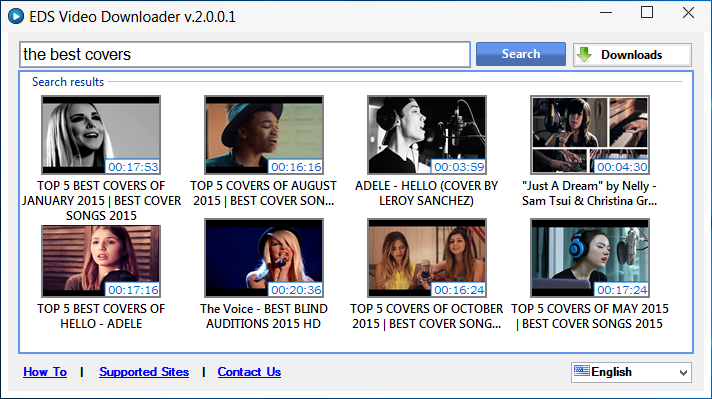 EDS Video Downloader | Download any video Free